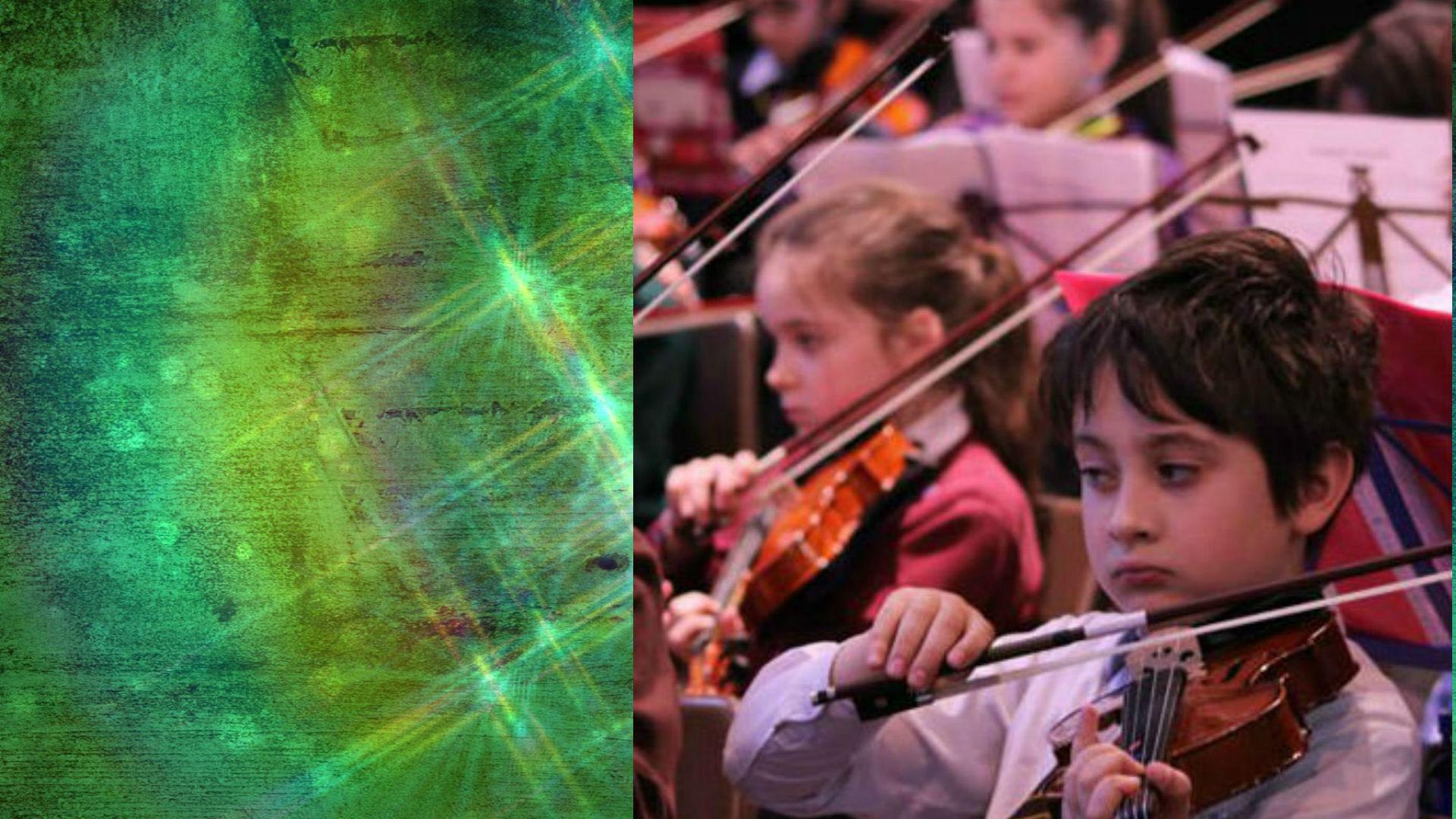 violin teacher slider photo